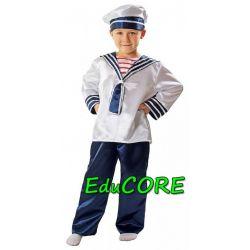 PAN MARYNARZ KAPITAN kostium strój 110/116 EduCORE