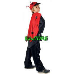 Pan BIEDRONKA strój kostium  134/140 cm EduCORE