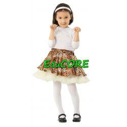Spódniczka tiulowa PANTERA kostium 128 cm EduCORE