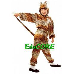 PANTERA dziki kot Panterka kostium 122/128 EduCORE