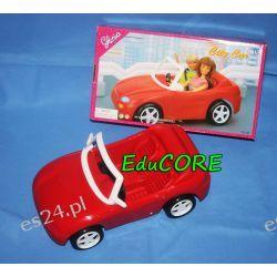 AUTO SPORTOWE Cabrio mebelki BARBIE ee568 EduCORE