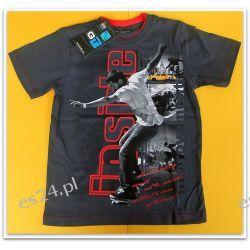 GT koszulka ze SKAYTOWCEM 134(9L)prod.POLSKI Rozmiar 134