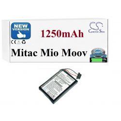Bateria do Mitac Mio Moov 300 310 330 510 560 580