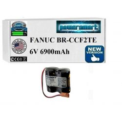 BATERIA DO FANUC BR-CCF2TE BR-CCF2TH 6.0V 6900mAh.
