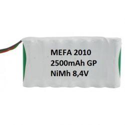 Akumulator  drukarka  MEFA 2010 K (-L,-N) 2500mAh