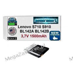 AKUMULATOR BATERIA Lenovo S710 S910 BL142A BL142B 1500mAh