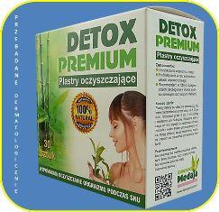 Plastry oczyszczające detox Premium