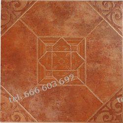 Tania płytka podłoga 45x45 Manises Teja Gomez Hiszpania Podłogi