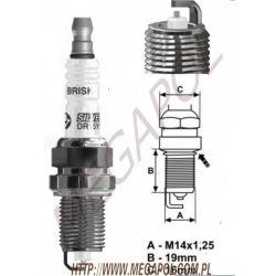 Swieca DR15YS-9 Brisk Silver lpg/cng...