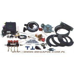 SGI 4 Cyl Full Kit Standart 110KW  (Producent NLP, Kod towaru NL0010)...
