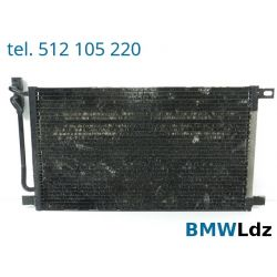 CHŁODNICA KLIMATYZACJI X3 E46 320d 330d 2.0D 3.0D Chłodnice klimatyzacji
