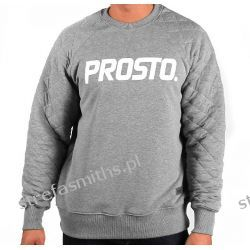 Bluza Prosto KL SWEATSHIRT BROAD MEDIUM HEATHER Grey (klasyk)