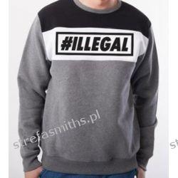 Bluza Illegal (klasyk)