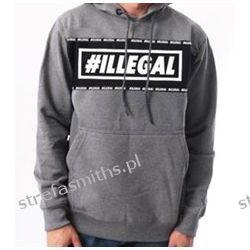 Bluza Illegal (kaptur/kangur)