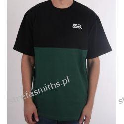 Koszulka SSG HALF CZARNY/ZIELONY