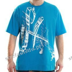 Koszulka Stoprocent Seultag Blue