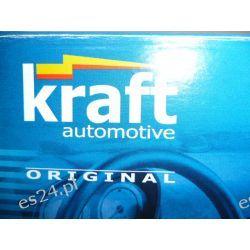 Klocki hamulcowe przód - Renault Megane II, Scenic II, Kangoo KRAFT 6005135 0 986 424 785 0986424785