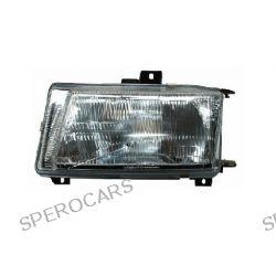 Reflektor świateł TYC 20-6154-05-2 VW CADDY II nadwozie pełne (9K9A), POLO Variant (6KV5), POLO CLASSIC (6KV2) lewy
