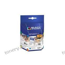 BPH 11 C Black Point tusz cyan C4836A 28ml do HP cp1700/2000c/cn, bij 22XX/2500c