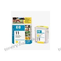 C4838A Wkład atramentowy HP No 11 Yellow [ 28ml, cp1700, bij22x0, 2600 ]