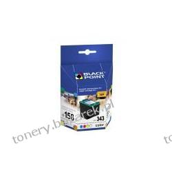 BPH 343 Black Point tusz kolor C8766E 18ml do HP Psc 1510, ps 8050, oj 6210