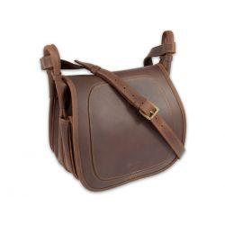 Skórzana torba myśliwska nr 774