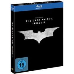 Film: The Dark Knight Trilogy (Blu-ray) von Bob Kane, David S. Goyer, Christopher Nolan von Christopher Nolan mit Ken Watanabe, Rutger Hauer, Tom Wilkinson, Cillian Murphy, Gary Oldman, Katie Holmes,