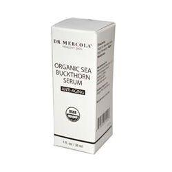 Dr. Mercola, Organic Sea Buckthorn Serum, Anti-Aging, 1 fl oz (30 ml) - iHerb.com