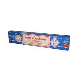 Sai Baba, Satya, Nag Champa Agarbatti Incense, 15 g - iHerb.com