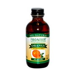 Frontier Natural Products, Orange Flavor, Alcohol-Free, 2 fl oz (59 ml) - iHerb.com