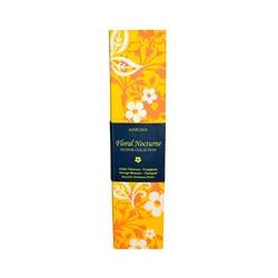 Maroma, Incense Collection, Floral Nocturne, 20 Sticks with Holder - iHerb.com