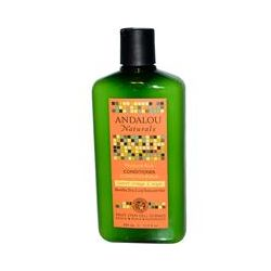 Andalou Naturals, Style Spray, Full Volume, Lavender & Biotin, 8.2 fl oz (242 ml) - iHerb.com