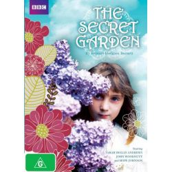 The Secret Garden on DVD.
