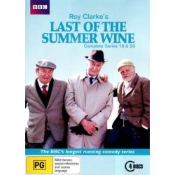 Last of the Summer Wine on DVD.