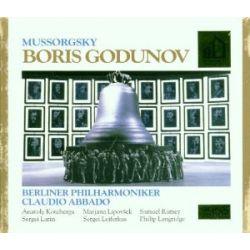 Abbado Golden Label: Boris Godunow (Gesamtaufnahme) [Box-Set] [Box-Set]