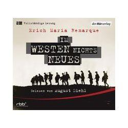 Hörbücher: Im Westen nichts Neues  von Erich Maria Remarque