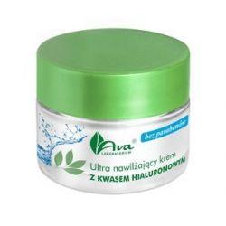 AVA Ultra nawilżający krem z kwasem hialuronowym