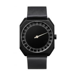 slow Jo 07 - All Black Leather - Swiss Made