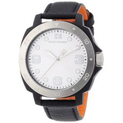 Boss Orange Damen-Armbanduhr Analog Quarz Leder 1502289