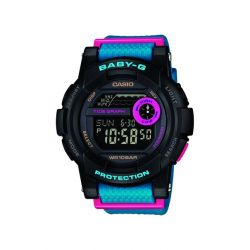 Casio Europe GmbH Damen-Armbanduhr XL Baby-G Digital Quarz Resin BGD-180-2ER