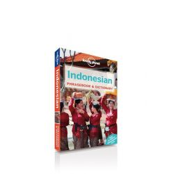 Indonesian, Lonely Planet Phrasebook & Dictionary by Lonely Planet, 9781741047721.