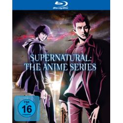 Supernatural: The Anime Series (2 Blu-rays) [Blu-ray]