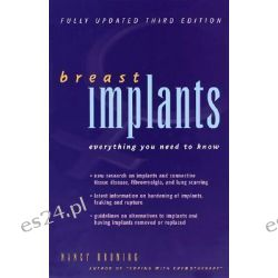 Breast Implants, Everything You Need to Know by Nancy Bruning, 9780897933711.