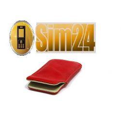 Etui skóra HTC: HD2, HD7, Pro 7, 7 Trophy