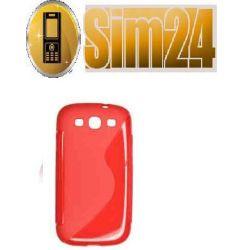 pokrowiec na LG L5 v II/E450 czerwony