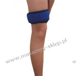 Opaska uniwersalna kolano-kolor biały