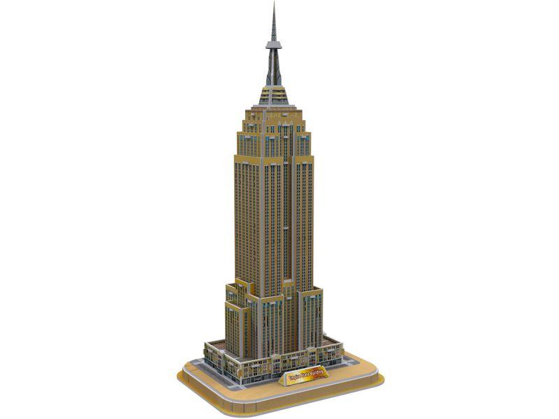 EMPIRE STATE BUILDING - PUZZLE 3D LITU