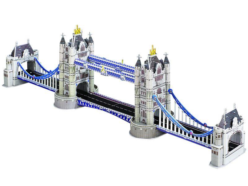 TOWER BRIDGE - PUZZLE 3D LITU