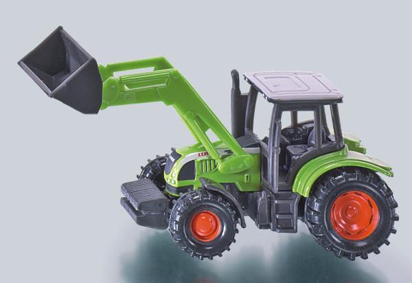 SIKU Traktor Ares z Ładowarkš