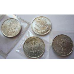 50 gr groszy 1973 mennicza mennicze Monety groszowe
